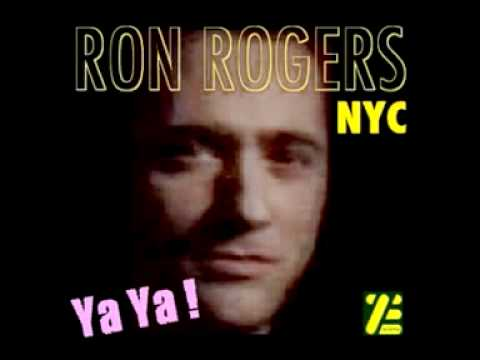 ron rogers quot ya ya quot recorded at electric lady s