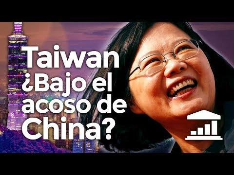 ¿Por qué CHINA está AMENAZANDO a TAIWAN?- VisualPolitik