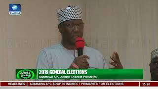 Adamawa APC Adopts Indirect Primaries Ahead Of 2019 Elections