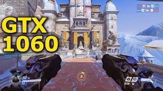 GTX 1060 | Overwatch ❗️ Ryzen 5 1600 ❗️ 1080p LOW