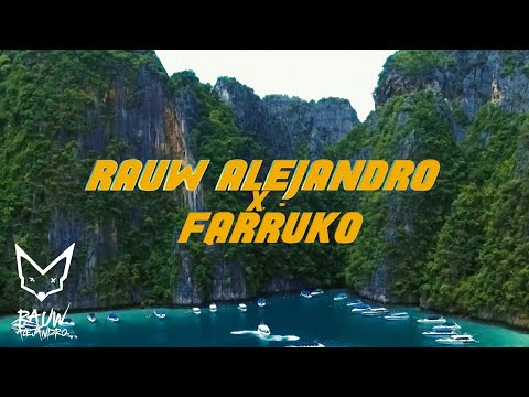 Rauw Alejandro ❌ Farruko Fantasías Official Video