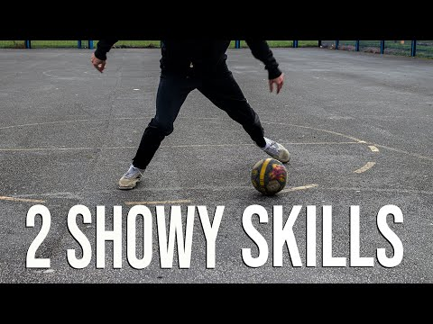 2 Showy Skills for the field | Football Basics