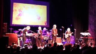 Just Out of Reach - The Zombies at Variety Playhouse in Little Five Points, Atlanta, GA, 04/08/2017