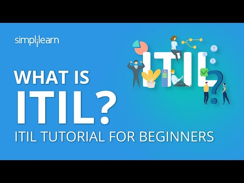 What is ITIL? | Introduction To ITIL Foundation Training | ITIL Tutorial ...