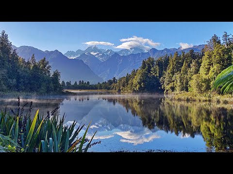 Admire the Beauty of New Zealand in This Stunning 4K Video