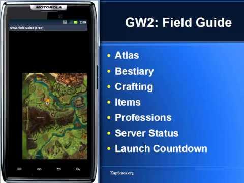 Video of Guild Wars 2: Field Guide FREE