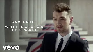 Gambar cover Sam Smith - Writing's On The Wall (from Spectre)