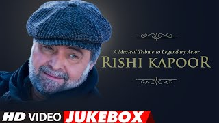 A Musical Tribute to Legendary Actor Rishi Kapoor | Video Jukebox - Download this Video in MP3, M4A, WEBM, MP4, 3GP
