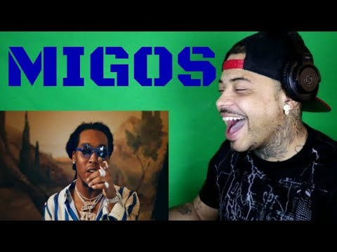 Gucci Mane X Migos - I Get The Bag REACTION