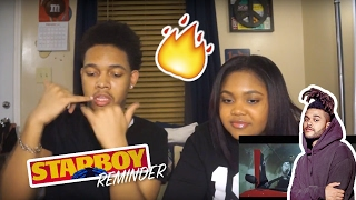 The Weeknd - Reminder (REACTION)