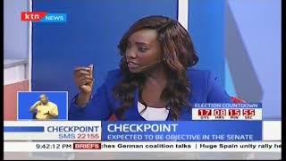 CheckPoint: We speak to the senate speaker, Kenneth Lusaka