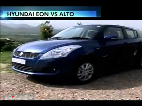Hyundai EON launch video on NDTV