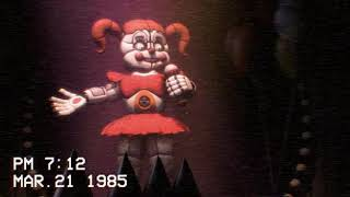 [FNAF] Circus Baby Birthday Show Tape 1985 (Circus Babys Entertainment And Rental)