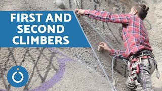 Rock Climbing Tutorial - First and Second Climbers