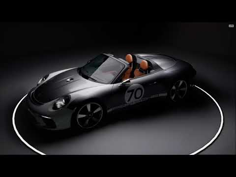 Porsche Demo Real Time de