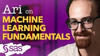 SAS Tutorial | Machine Learning Fundamentals