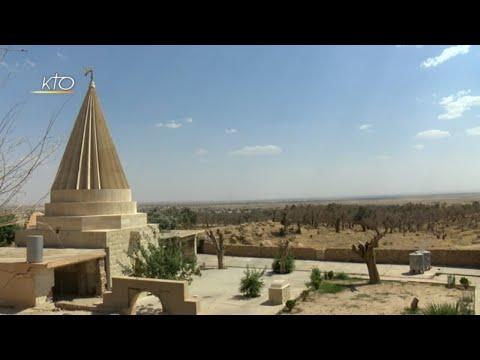 La reconstruction des mausolées yézidis de Baashiqa et Bahzani
