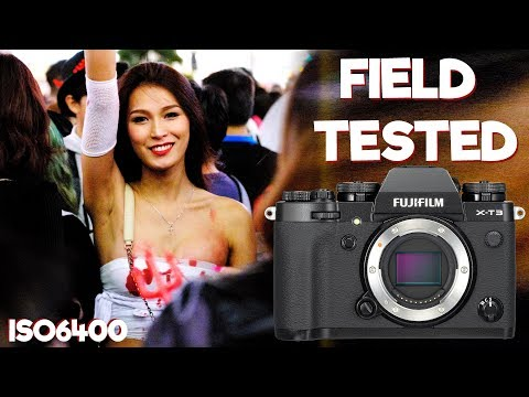 Fujifilm X-T3 - Complete Review - World's Best APSC Camera?
