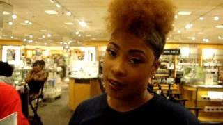 Da Brat talks Natural Hair, Makeup, and Upcoming Projects!!!