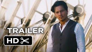 Transcendence TRAILER 1 (2014) - Johnny Depp Sci-Fi Movie HD