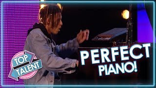 BEST PIANO PERFORMANCES! Part One | Top Talent