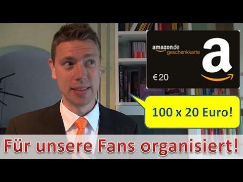 20 € Amazon-Gutschein bei Kontoeröffnung