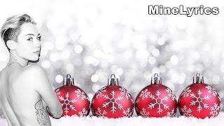 Miley Cyrus - My Sad Christmas Song