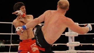 Марат Гафуров vs. Юрий Ивлев, M-1 Challenge 41, mma video HD