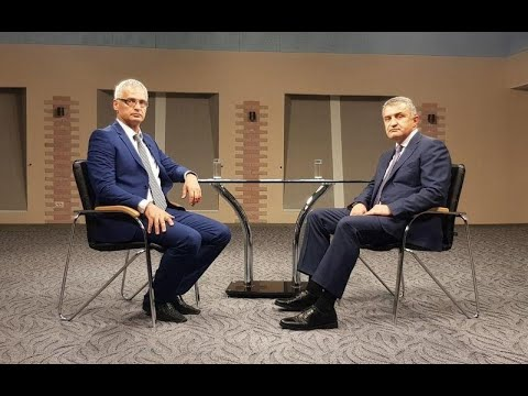 Прямой эфир на ГТРК «Ир»