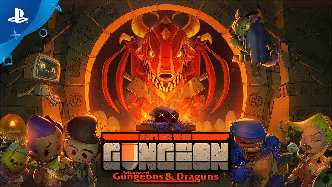 Game-Changing Enter the Gungeon Update Out Today