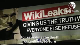 WikiLeaks founder Assange arrested in London