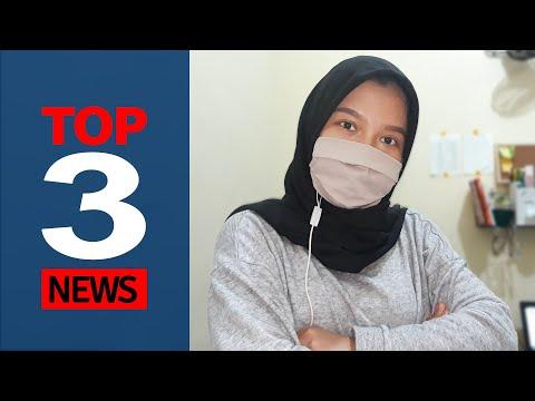 top news lift di gedung dpr terbakar jokowi resmikan tol manado liga dan ditunda