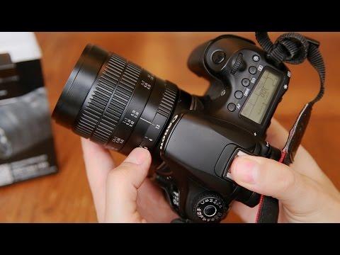 Venus Optics 'Laowa' 60mm f/2.8 Macro 2:1 lens review with samples (Full-frame and APS-C)