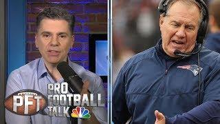 New England Patriots' defense ready for Los Angeles Rams' offense | Pro Football Talk | NBC Sports