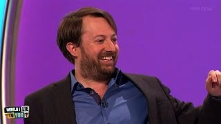 David Mitchell, Baboon, Safari, Sunroof - Would I Lie to You? [CC-EN,FR]