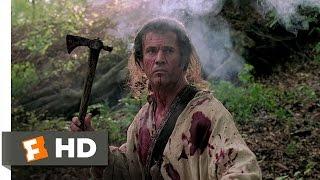 The Patriot 1/8 Movie CLIP  Tomahawk Massacre 2000 HD