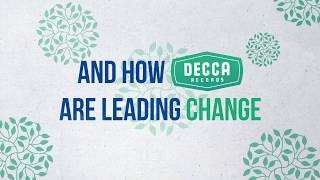 The story of Shiro Alga Carta packaging and how Decca are leading change