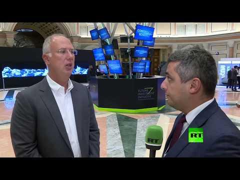 العرب اليوم - شاهد: كيرل دميترييف يؤكد استمرار روسيا في تعزيز المشاريع الاستثمارية مع السعودية