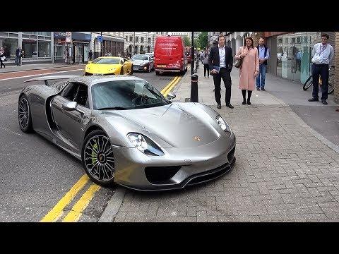 Porsche 918 Spyder Driver Ses Carbon Front Lip In London Nose ... on porsche macan, porsche gt, porsche spyder, porsche p1, porsche gt2, porsche hybrid, porsche supercar, porsche gt3, porsche boxster,