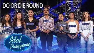 "Idol Hopefuls perform ""Narda"" 