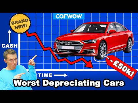 The 25 WORST depreciating cars on sale today!