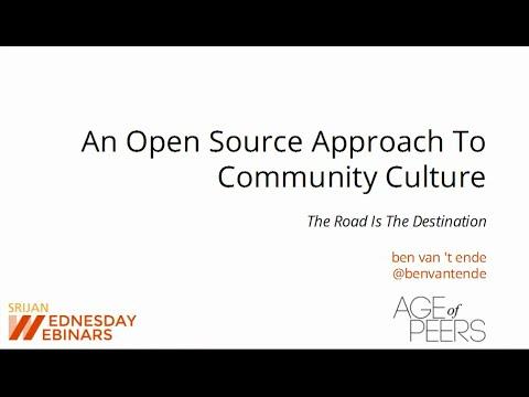 [Srijan Wednesday Webinars] InnerSource: An Open Source Approach to Company Culture