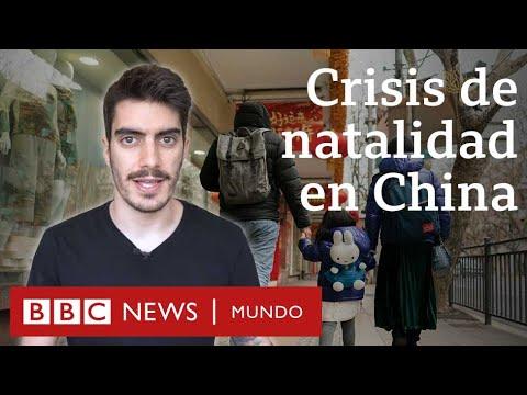 La Crisis De Natalidad En China: Te Lo Contamos