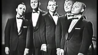 Frank Sinatra - I'll Never Smile Again with The Hi-Lo's LIVE