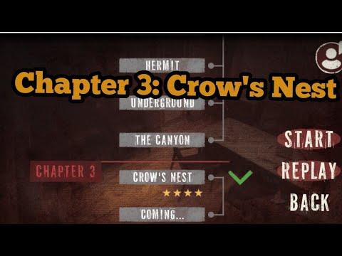 Spotlight - Room Escape  CROW'S NEST Chapter 3 (Full Game) Walkthrough