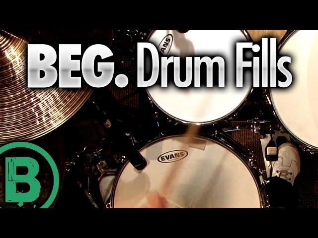 Beginner Drum Fills