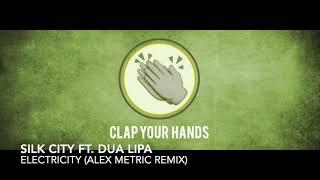 Silk City Ft. Dua Lipa   Electricity (Alex Metric Remix)