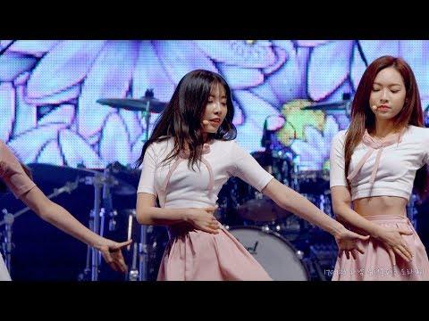 [에이프릴] 170923 미사리 온 콘서트 - 채경 by 도라삐