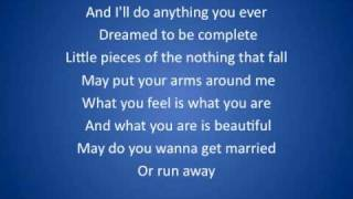 """Slide"" by goo goo dolls"