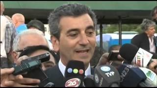 preview picture of video '25 de NOV. Puesta en servicio formaciones ramal Retiro-Tigre de la Línea Mitre.'